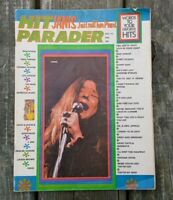 Vtg OCT 1971 HIT PARADER MAGAZINE Janis Joplin Cover FENDER & KUSTOM Advertising