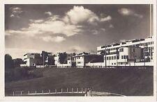 Original petit CARTE POSTALE Architecture moderniste Bauhaus Gropius Le Corbusier