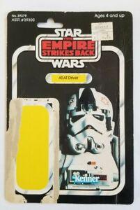 Eight (8) Vintage Star Wars Card Backs - Job Lot