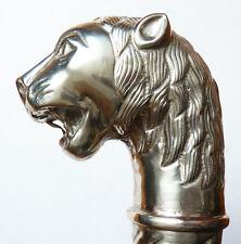 Sceptre baton d'apparat de gondolier Lion de Venise 19e siècle