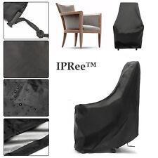 IPRee 89x89x89cm Waterproof Outdoor Wicker Chair Rain Cover Dust UV Protector