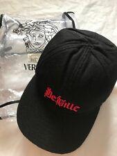 Versace Wool Basball Cap