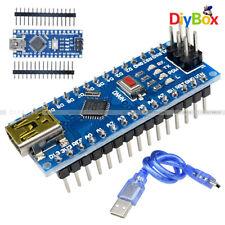 125pc Nano V30 Atmega328 5v 16m Mini Usb Micro Controller Ch340 For Arduino