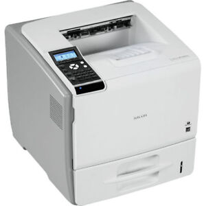Ricoh SP 5200DN Mono A4 Printer, Low Count, Under 128K, High Toner, 90% WARRANTY
