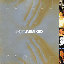 Janet Remixed by Janet Jackson (CD, Mar-1995, Virgin)
