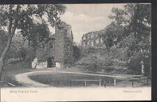 Devon Postcard - Berry Pomeroy Castle    RS2006