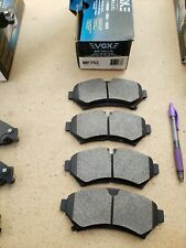 Fits 94-99 Buick Cadillac Chevrolet Pontiac VGX Front Brake Pad Set MF623 NEW