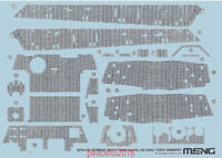 Meng Model 1/35 SPS-039 German Heavy Tank Sd.Kfz.182 King Tiger Zimmerit Decal