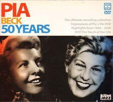PIA BECK - 50 Years (2-CD + DVD)