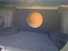 For 08-12 Honda Accord - Custom Sub Enclosure Subwoofer Speaker Box - Single Sub