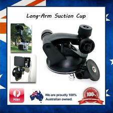 Suction Cup Mount for 3SIXT Full HD Sport Action Camera 1080p Glass Window Cap