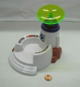 MARTIAN SPACE STATION BASE w/ Moving Radar Piece for Little Tikes People Figures