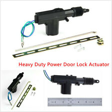 Power Door Lock Actuator Motor 2 Wire Car Central Locking Alarms Security System
