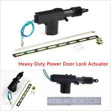Power Door Lock Actuator Motor 2 Wire Car Central Locking Alarms Security System
