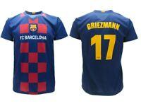Maglia Griezmann 2020 Barcelona Antoine Ufficiale Barcellona FCB 17 petit diable