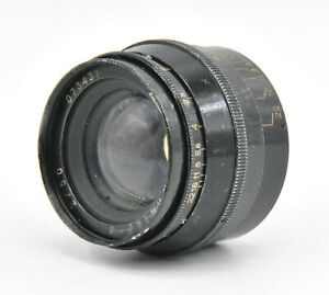 AS IS Jupiter-8 50mm F2 Portrait Prime Lens For M39 Mount!