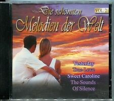 CD - Die schönsten Melodien der Welt Vol. 2