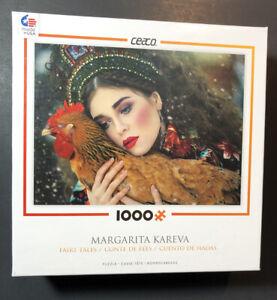 Ceaco Jigsaw Puzzle 1000 Piece [ Margarita Kareva Fairy Tales Series 1 / 1 ] NEW