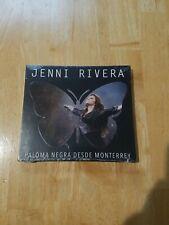 Paloma Negra-Desde Monterrey [Deluxe Version] by Jenni Rivera (CD, Oct-2016, Fo…