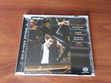 BEETHOVEN -SUDBIN -PIANO CONCERTOS 4 & 5- BIS SACD