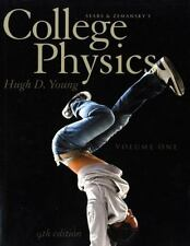 College Physics Volume 1 (Chs. 1-16) (9th Edition) by Young, Hugh D.