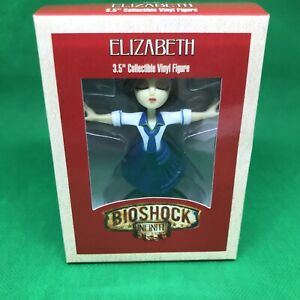 "BIOSHOCK INFINITE ELIZABETH 3.5"" VINYL FIGURE NEW & Sealed"