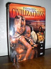 Endangered Civilization - 5 Disc Collectors Edition Tin (DVD, 2008,NEW)