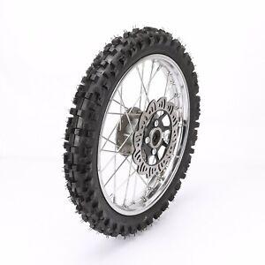 1.4x14 Rim Front Wheel 60/100-14 Tire Apollo 125 Pit bike Taotao DB17 CRF70 TTR