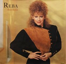 Reba McEntire 1989 Sweet Sixteen Mca Records Promo Poster Authentic Original