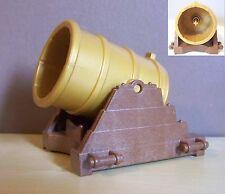 PLAYMOBIL (A2225) PIRATES - Canon à Gros Boulets pour Bateaux & Soldats 3111