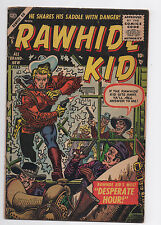 ATLAS COMICS  RAWHIDE KID  5  1955  CORNELL