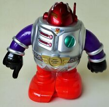 SUPER POWER SPACE CHAMPION ROBOT BATTERY OPERATED TOY BY FENG YUAN