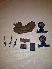 GI Joe 1985 Rifle Range Unit 95% Complete