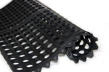 Ultra 100x100 | Zerbino professionale componibile 100% gomma spessore 12 mm