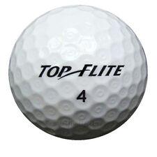 100 top-flite Gamer Mix pelotas de golf en la bolsa de malla aaaa lakeballs topflite pelotas