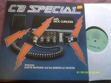CB SPECIAL with DICK CURLESS + CURTIS McPEAKE & NASHVILLE PICKERS LP