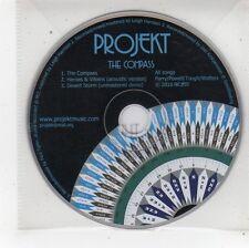 (FU168) Projekt, The Compass - 2010 DJ CD