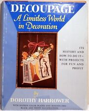 DECOUPAGE LIMITLESS WORLD IN DECORATION Harrower Art History Projects Decorating