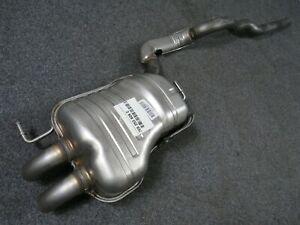 7E0253609C Nachschalldämpfer Exhaust System VW T5 Multivan California 2.0 TFSI