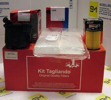 KIT TAGLIANDO 4 FILTRI  CHAMPION  CITROEN C4  06->/ PEUGEOT 3008 09-> 1.6 HDI