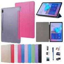 Samsung Galaxy Tab S6 SM-T860 T865 Tablet Smart Sleep/Awake Leather Case Cover