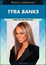 Tyra Banks: Model and Talk Show Host (Women of Achievement)-ExLibrary