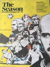 Premier League Football Saison 2018/19 Guide The Guardian