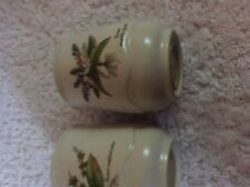 Poole Pottery Salt and Pepper Shaker COUNTRY LANE design?