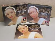 EMI W.GERMANY CDS 7 49837 2- Bizet The Pearl Fishers 2-CD Hendricks/Aler/Plasson