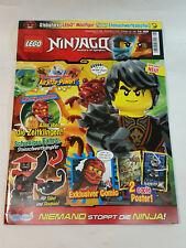 Lego Ninjago - Figurine Kai mit 2 Épées et autres Edition Limitée