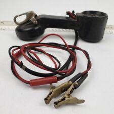 Vintage Bell System Lineman's Phone Rotary Pen Dial Antique Vintage Test (B4R)