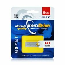 PENDRIVE FLASH DRIVE PENNA USB 2.0 MEMORIA 32GB 32 GB IMRO IRON