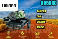 *BRAND NEW*UNIDEN UH5060 80CH LCD SPEAKER MIC UHF RADIO CARS TRUCK 4WD'S CARAVAN