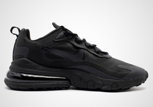 Nike Air Max 270 React Triple Black Hip Hop
